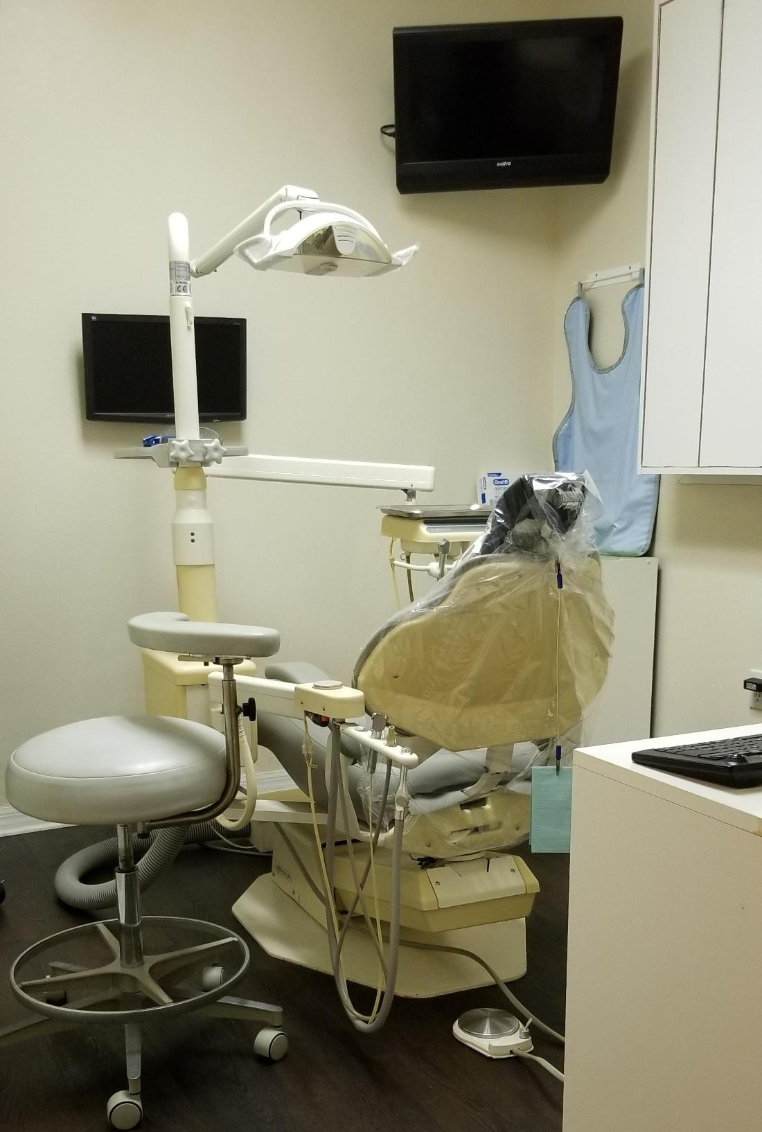 operatory at advanced dental care